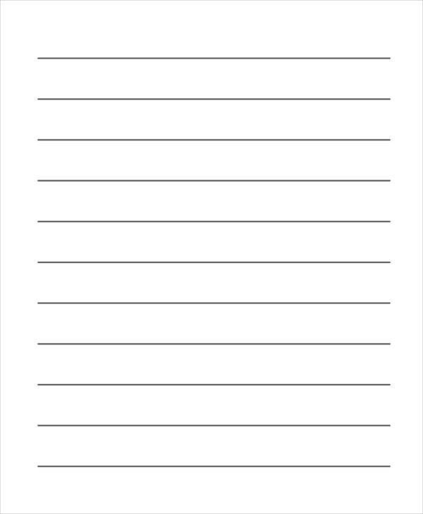 blank lined paper template node2004-resume-templatepaasprovider