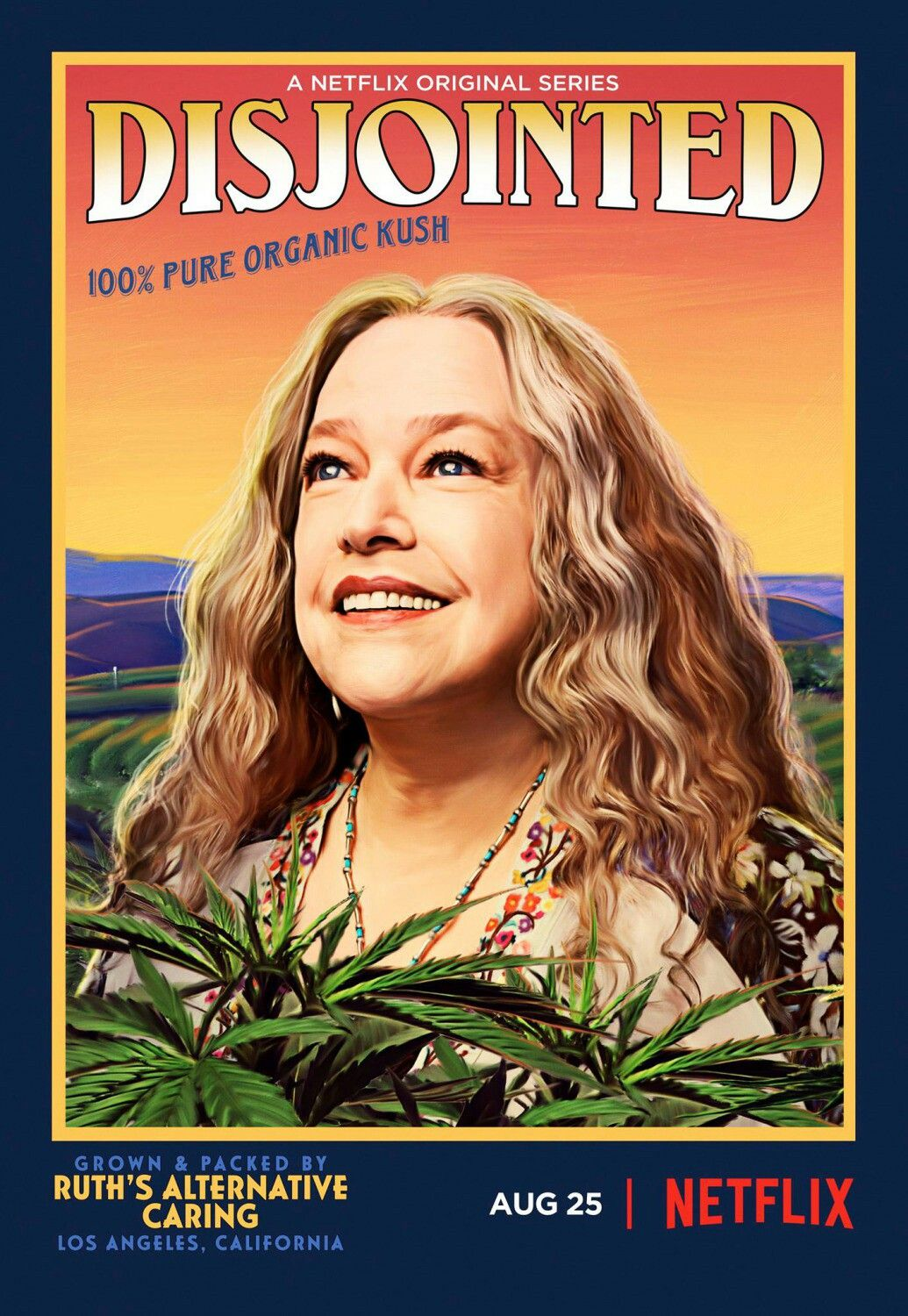 7 Disjointed Ideas Netflix Chuck Lorre Comedy Tv Series