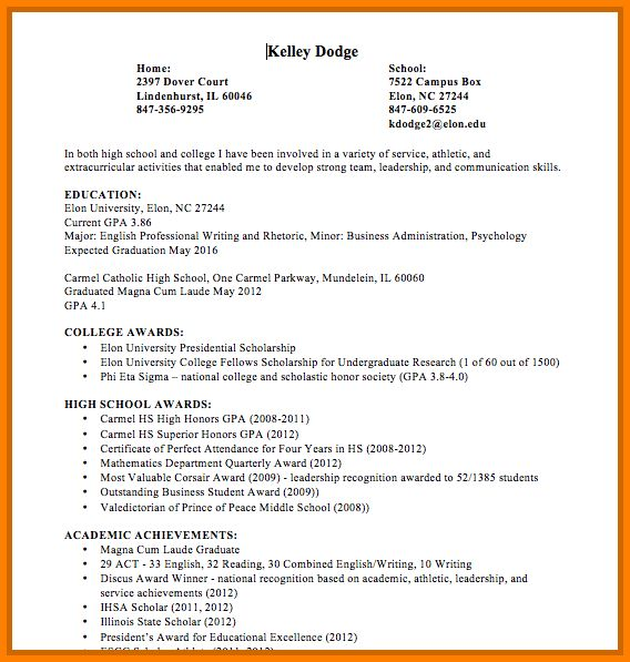 Branding Statement Resume Examples - Examples of Resumes - profile statement resume
