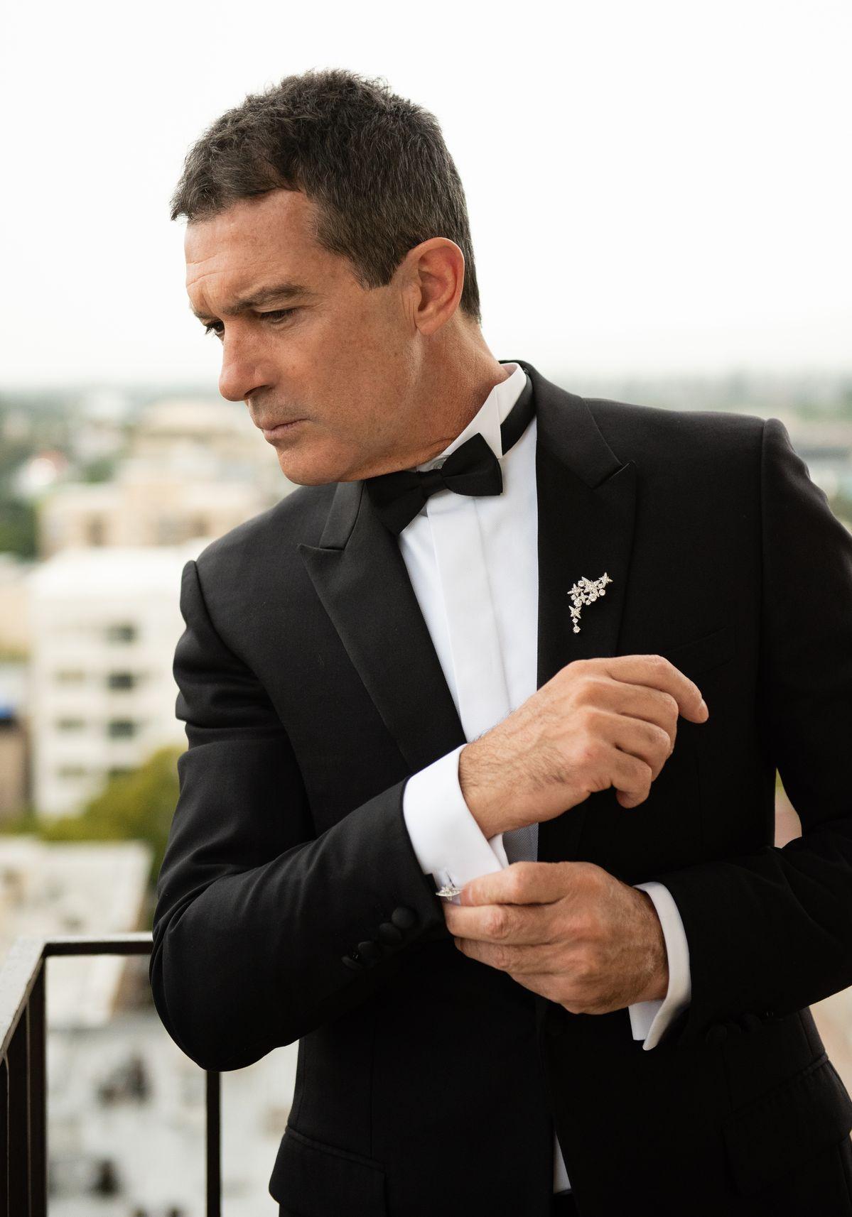 Antonio Banderas Brings Conscious Luxury to the Oscars