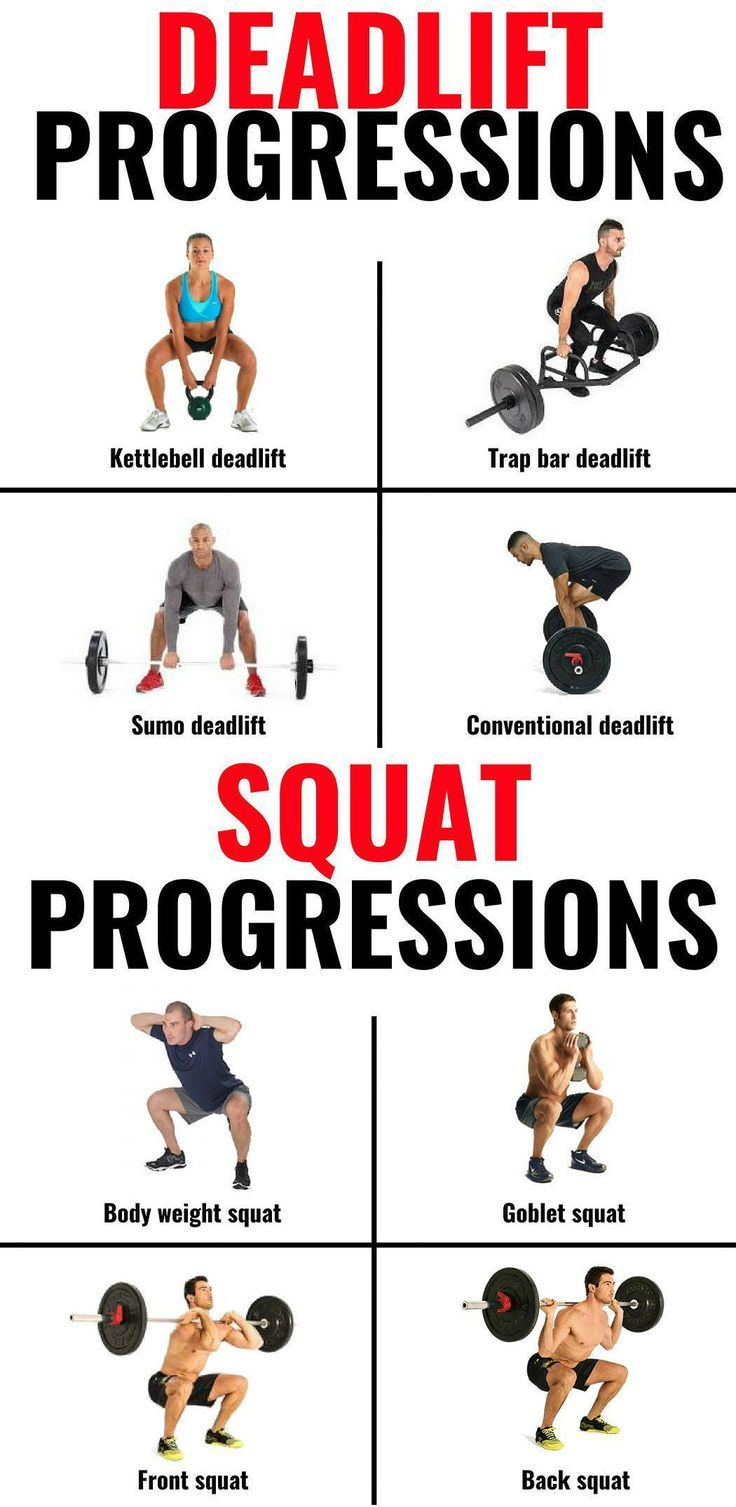 Did you know The Deadlift works more muscles than any other exercise, including the squat? The lift engages all of the major muscle groups. If you need to do one exercise, this is the one to do. The Deadlift works your lower and upper body, including your