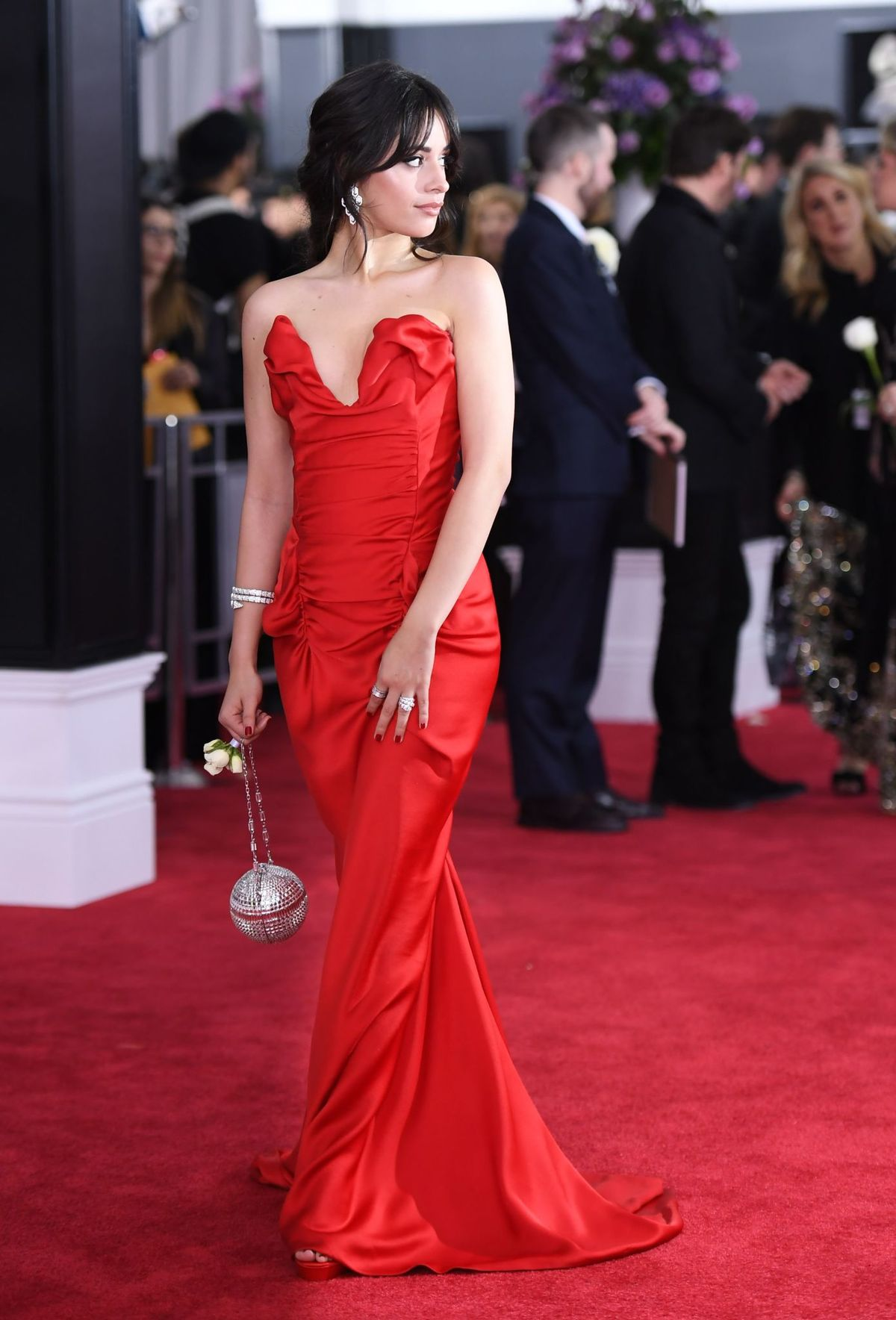 January 28th – 60th Annual GRAMMY Awards – Red Carpet