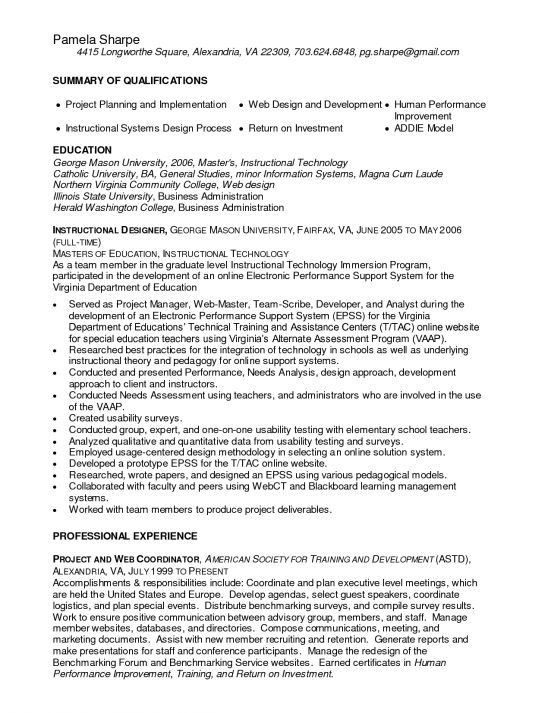 property management resume keywords resume sample