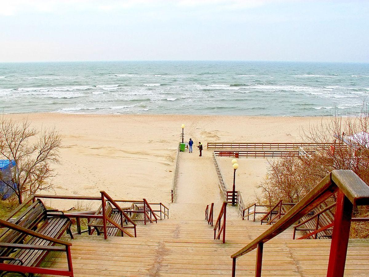 металла, янтарный пляж фото славянский
