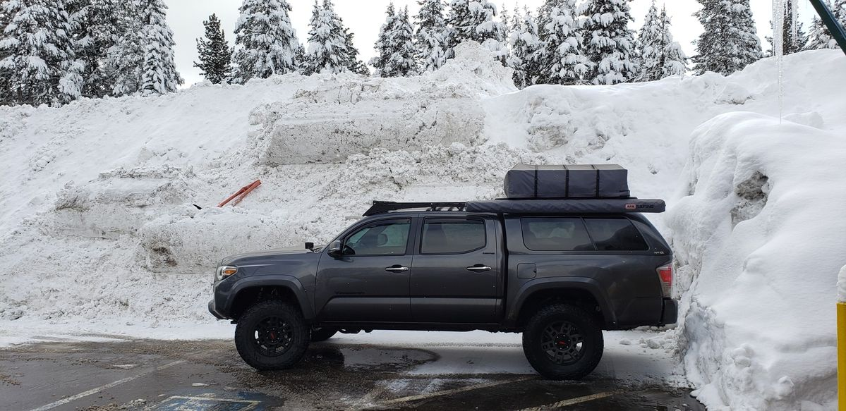 Icon Suspension. ARB Rooftop Tent & Awning. Prinsu Rack