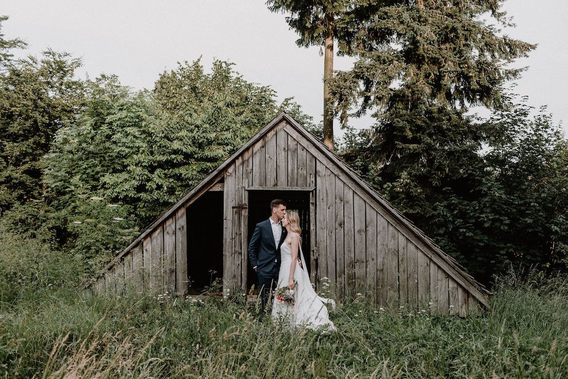 This Czech Meadow Wedding Shows Why You Should Support Local Vendors - Bridal Musings