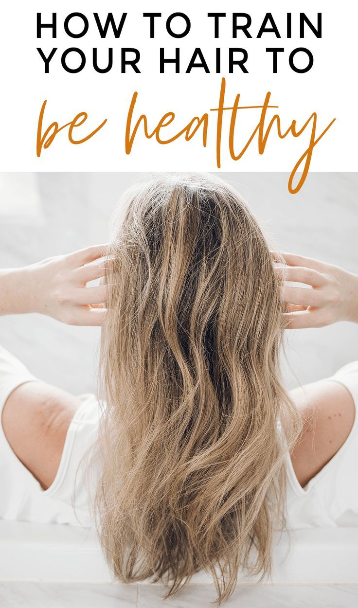 how to train your hair to be healthy – practical hair tips to get the best hair you want #ad #hair #beauty #beautyblogger #hairtutorial #hairstyles