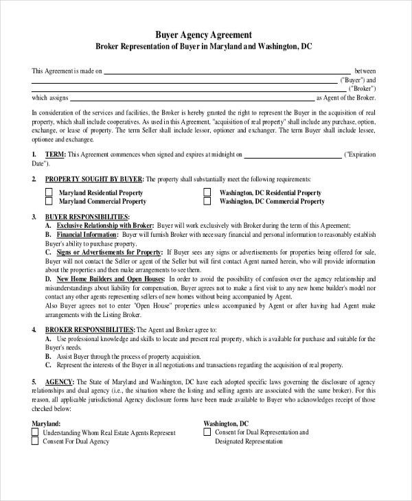 Sample Purchase Agreement House Choice Image  Agreement Letter Format