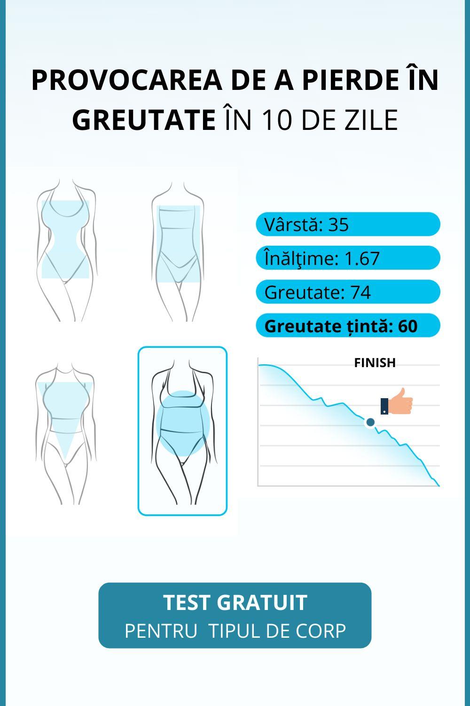 74 de zile pentru a pierde în greutate)