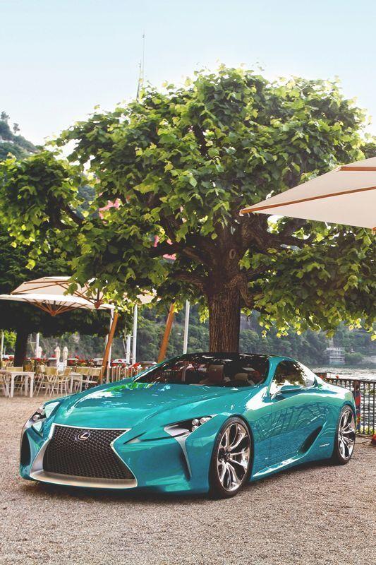 Cool Lexus Sports Car
