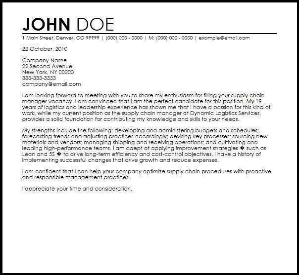 Tooling Manager Cover Letter Env1198748resumecloud