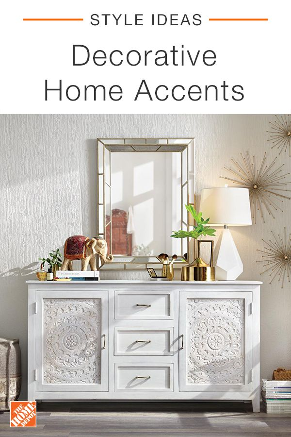 The Home Depot has everything you need from decorative home accents and wall decor to stylish bedroom furniture and home decor. Shop our seamless online experience and explore quality brands and products at affordable prices. Free delivery on select items over $45. Click through to shop wall decor and home accents, online at The Home Depot.