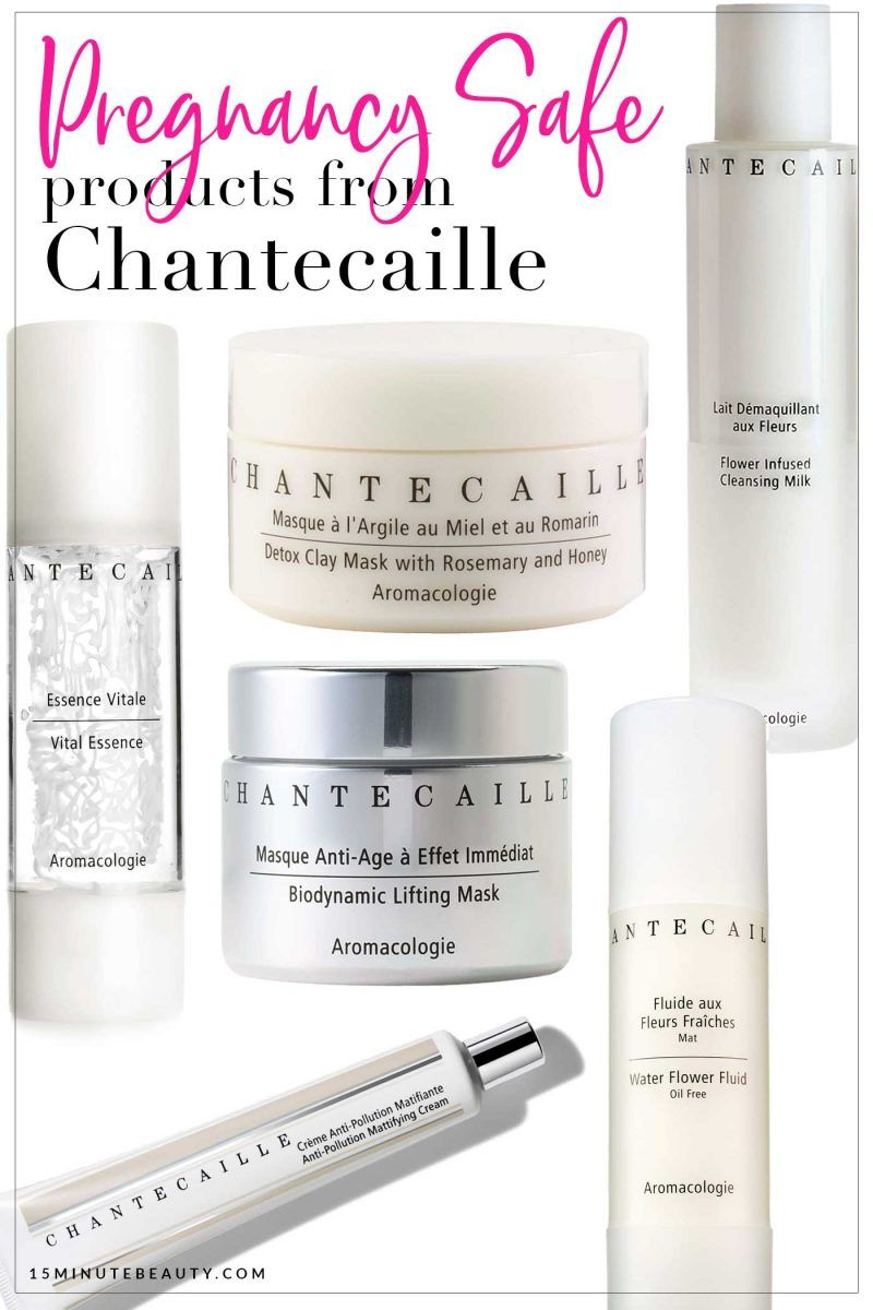 Pregnancy Safe Skincare from Chantecaille