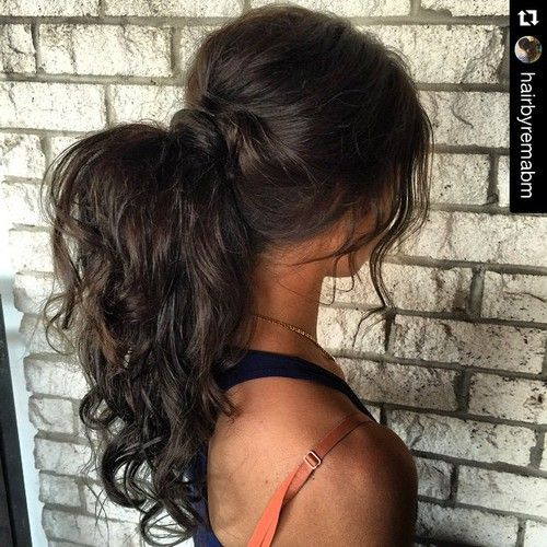 "Love these ponytail.  Wish I had that much hair. ☆☆<p><a href=""http://www.homeinteriordesign.org/2018/02/short-guide-to-interior-decoration.html"">Short guide to interior decoration</a></p>"