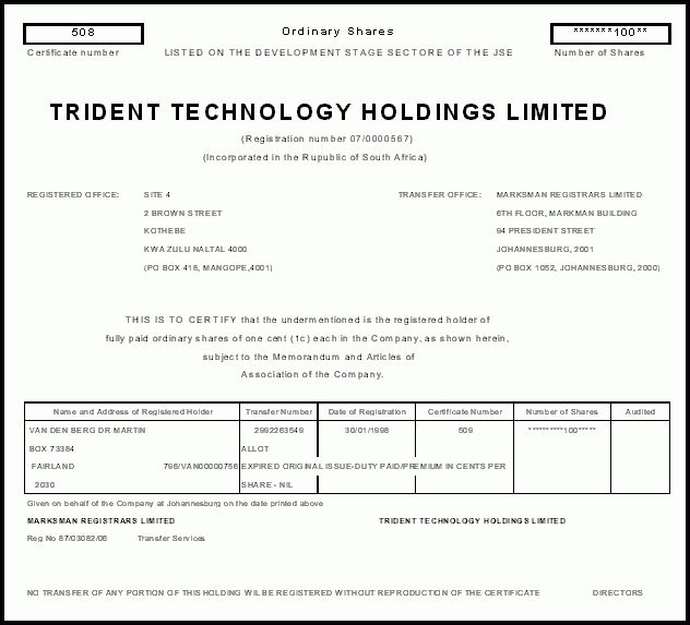 company share certificates node2003-cvresumepaasprovider
