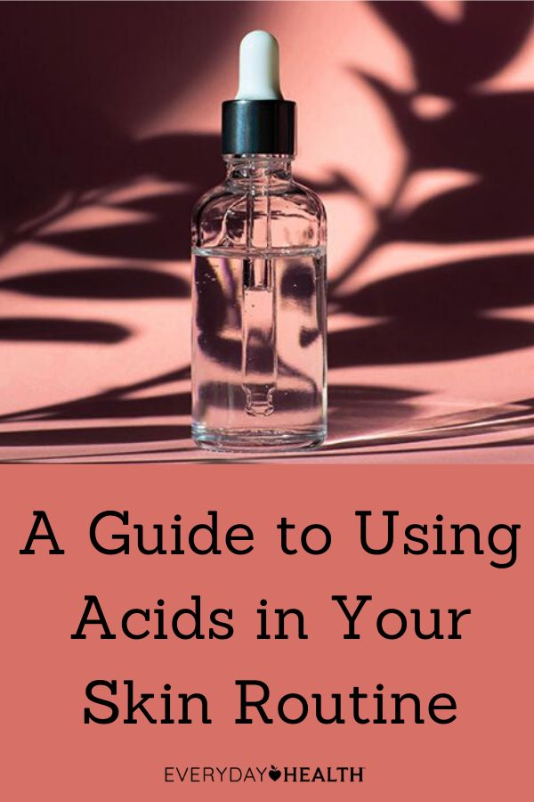 A Comprehensive Guide to Using Acids in Your Skin-Care Routine
