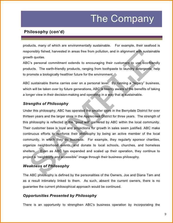 Formal Business Report Sample formal business report example sample
