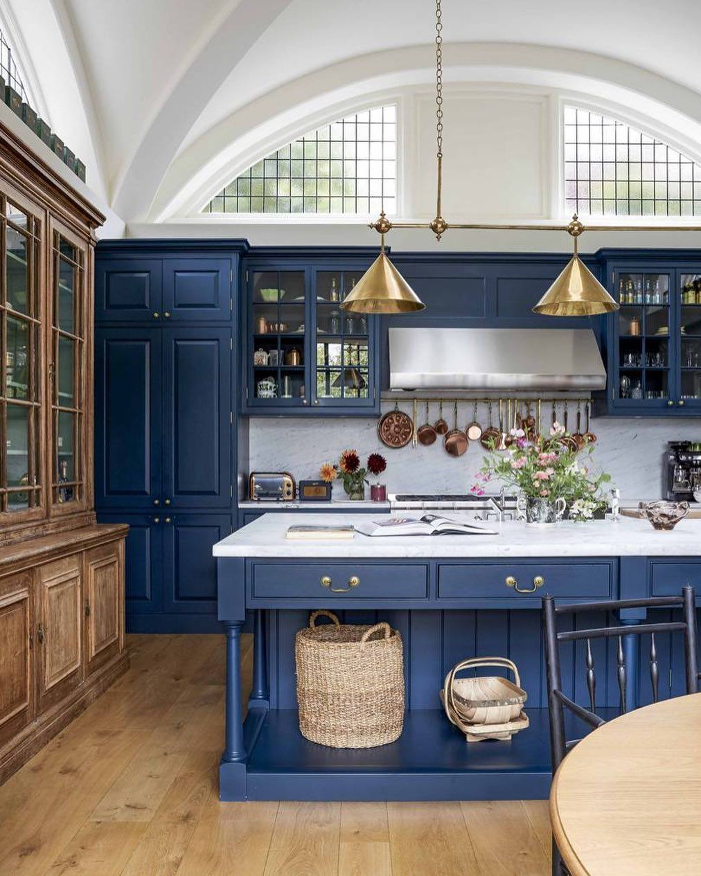 "TAT on Instagram: ""What a kitchen from @benpentreath featured in @houseandgardenuk. I believe this baby got the front cover, what a winner. I can safely say I…"""