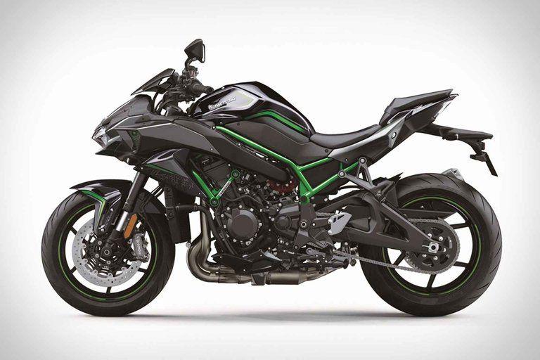 Kawasaki Z H2 Motorcycle