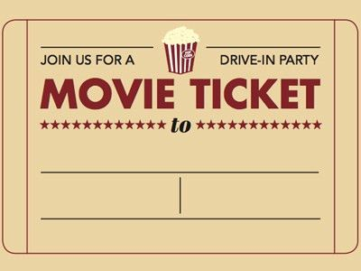 Invitation Ticket Template Best 25 Ticket Template Ideas On - movie ticket template for word