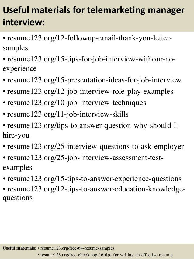 sample telemarketing director resume unforgettable experienced telemarketing resume telemarketing resume sample appointment setter resume sample - Appointment Setter Resume Sample