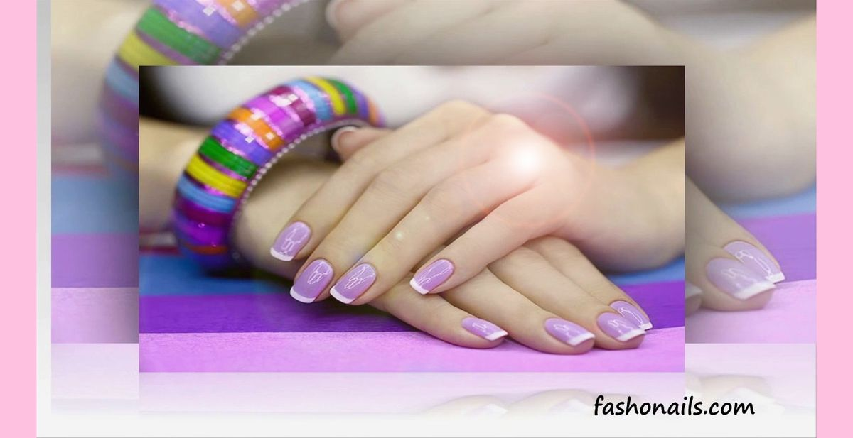 top Latest modern Nail Art Trends & Ideas – Fashonails #nail_art_designs #trendy_nails #acrylic_nails #gel_manicure