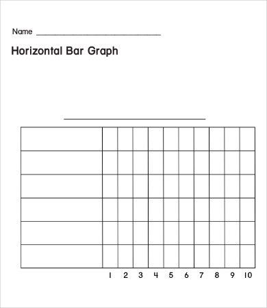Free Graph Template 10 Graph Templates Free Sample Example Format - blank bar graph printable