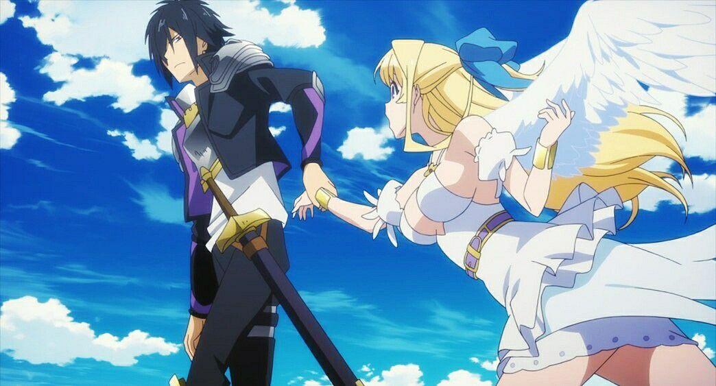 Seiya Ryuuguuin X Ristarte Shinchouyuusha Hero Anime Anime Characters