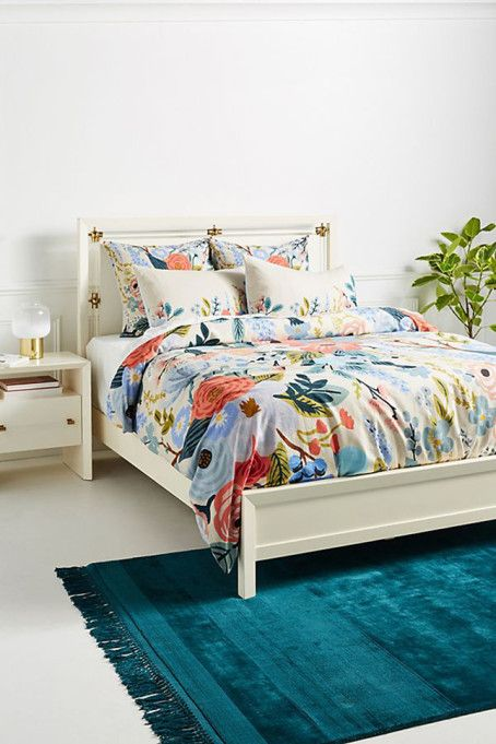 Gorgeous Bedding Ideas: Garden Party Duvet #bedding #decor #home #duvets #covers