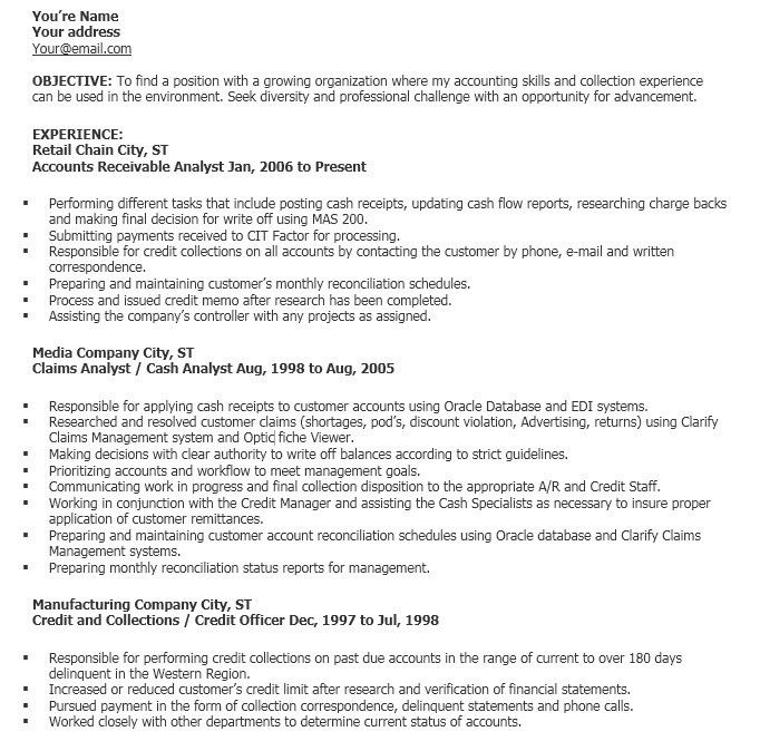 Claims Analyst Sample Resume It Security Analyst Sample Resume