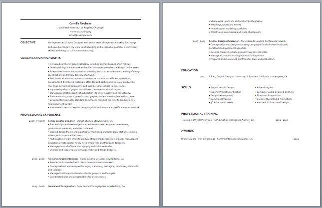 esthetician resume samples