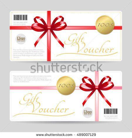 Voucher Template Word Voucher Templates Microsoft Word Templates - christmas gift vouchers templates