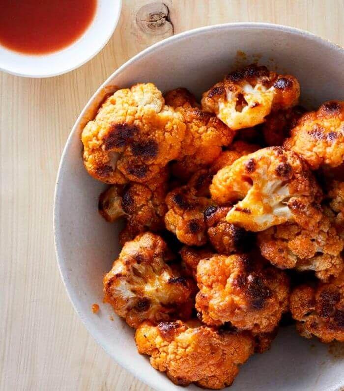 [Lectin-Free Recipe]: Dr. Gundry's Tangy Buffalo Cauliflower Bites