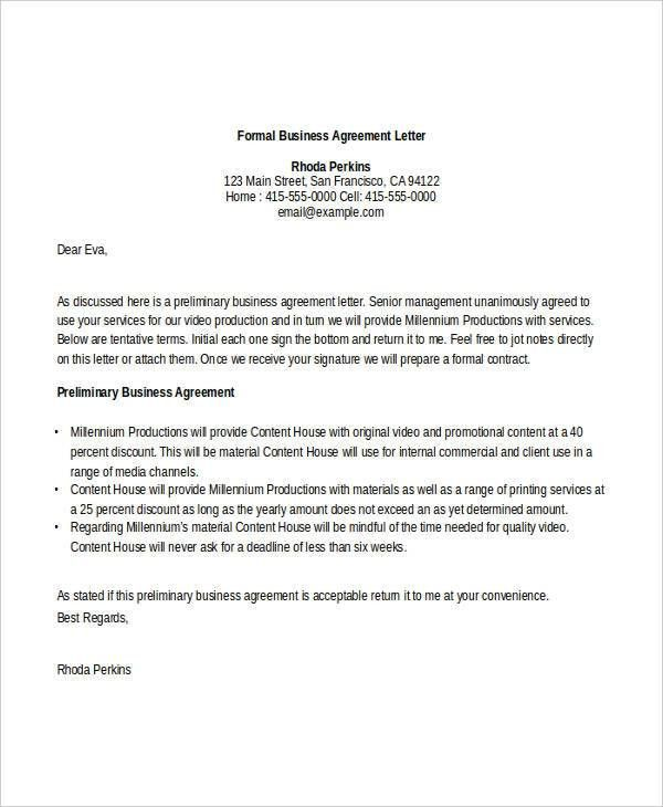 Sample Payment Agreement Sample Payment Agreement 12 Documents In - agreement letter examples