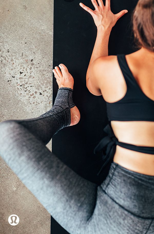 Rest and recover.   lululemon