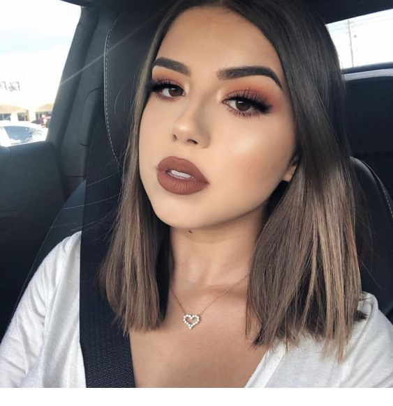 Morning look and makeup – Miladies.net
