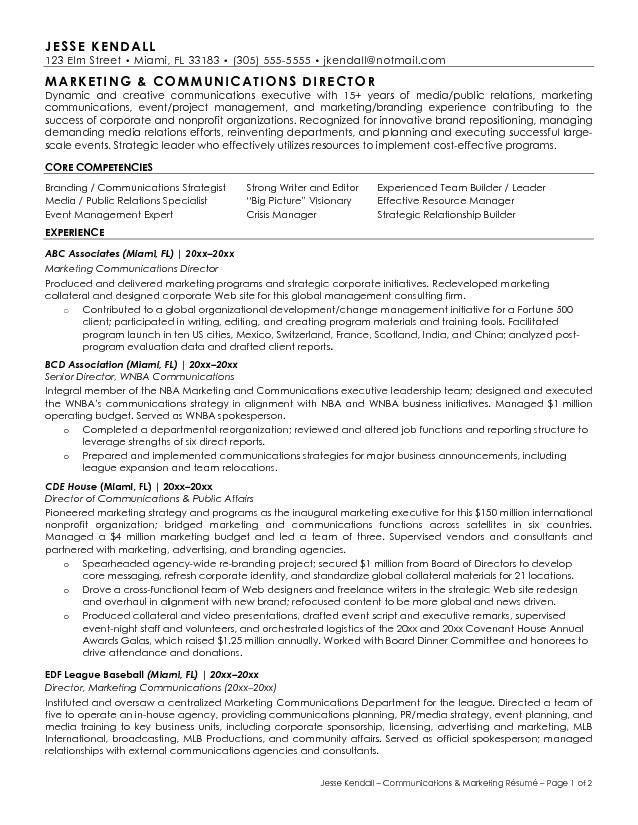 community relations resume community development executive free