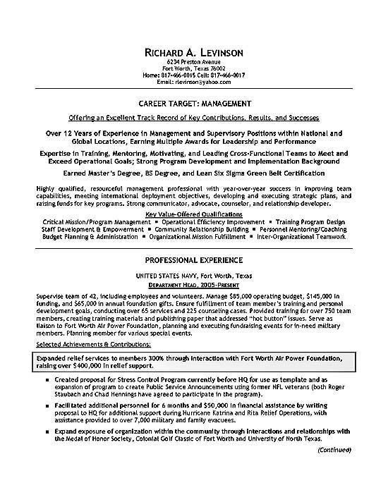 title for resume example examples of resumes
