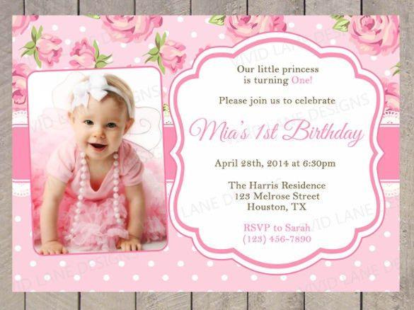 Birthday Invite Templates Free To Download 21 Birthday Invitation - free birthday invite template