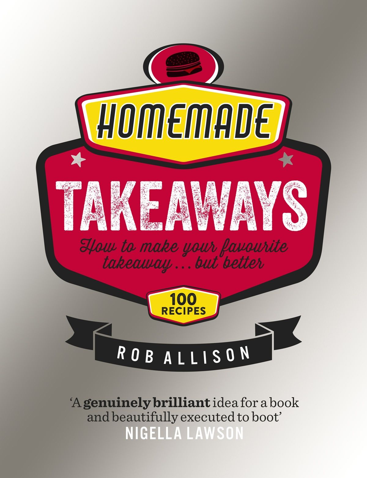 Homemade Takeaways by Rob Allison. I gave a quote for this book when it came out, but it occurs to me that Cookbook Corner was dormant then, so I failed to bring it to your attention. I apologise for this major oversight. I've worked with Rob Allison over the years and eaten his food: I was a fan long before the book came out.
