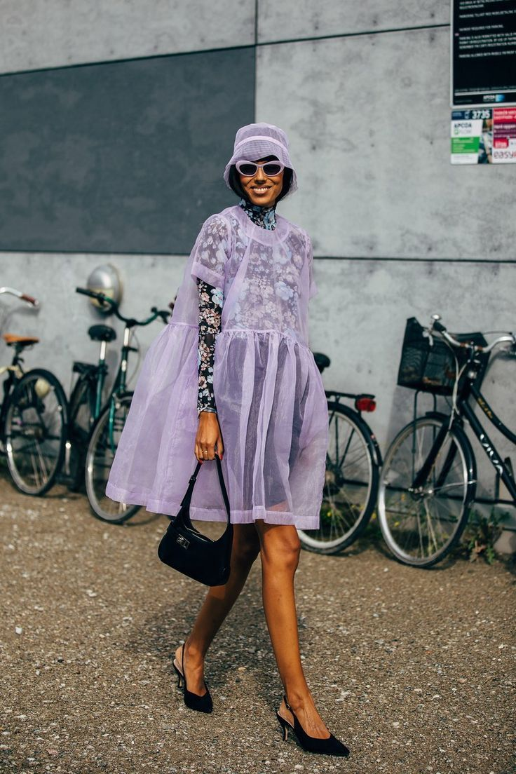 The Best Street-Style Photos From Copenhagen's Spring 2020 Fashion Shows | Vogue