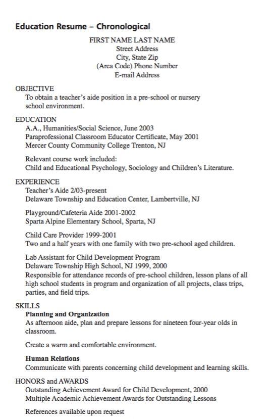 pre k teacher resume pre k teacher resume teacher resume - Pre K Teacher Resume