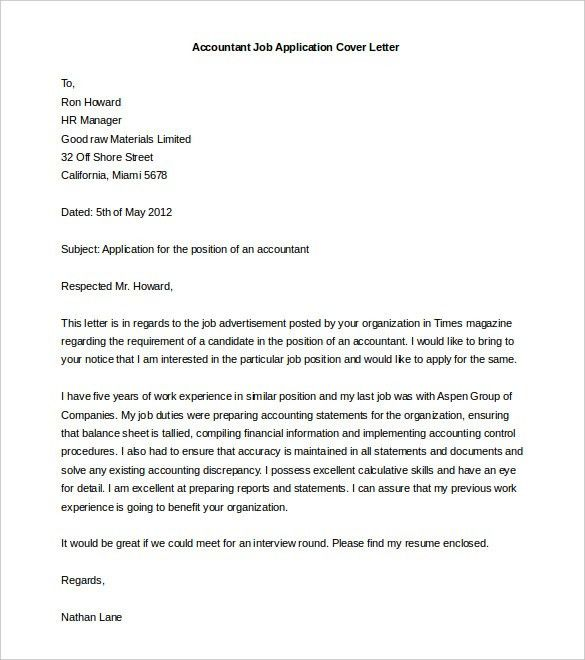Rental Application Cover Letter Sample Cover Letters Samantha - free sample cover letters