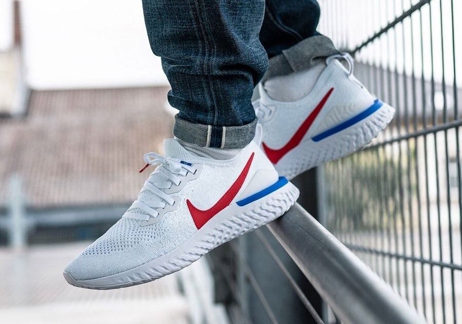 Nike Epic React Flyknit 2 Nods To The OG Cortez