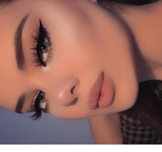It's just lovely this makeup – Miladies.net