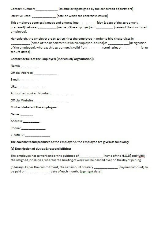 Consulting Contract Template Free 5 Consulting Contract Templates - sample reseller agreement