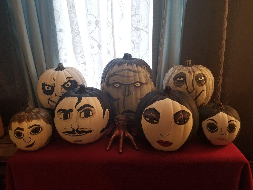 13++ Family pumpkin carving ideas inspirations