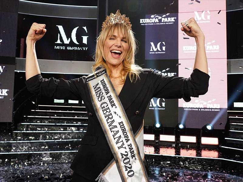 Miss Germany Finale 2020: Leonie von Hase holt sich die Krone