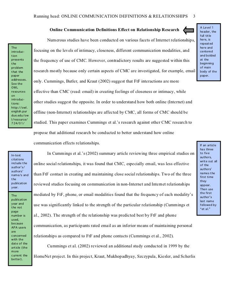 examples of essays with citations