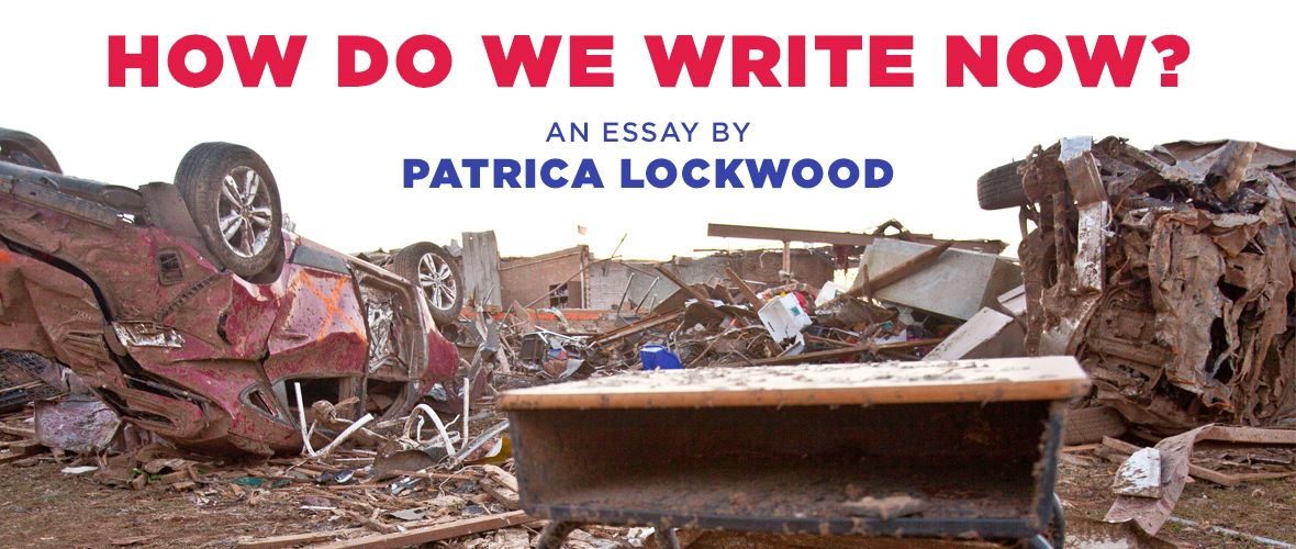 At Tin House, poet and essayist Patricia Lockwood writes a beautiful piece on writing in an age of toxicity and distractions online. #PoweredByWordPress